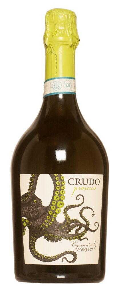 Crudo Prosecco Extra Dry 75cl BIO