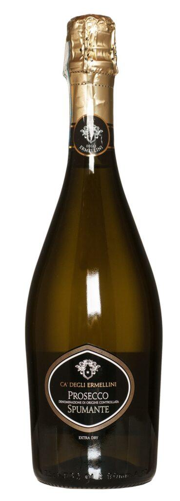 Ca`Degli Ermellini Prosecco Spumante Extra Dry 75cl