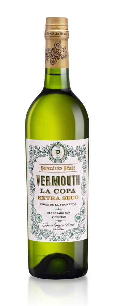 Gonzalez Byass La Copa Vermouth Extra Seco 75cl