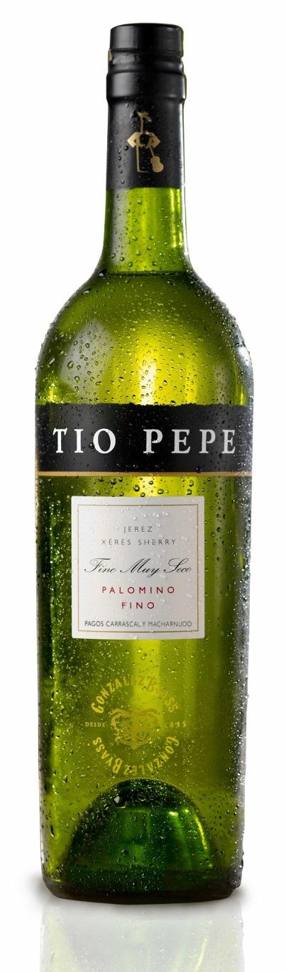 Gonzalez Byass Tio Pepe Fino Sherry 75cl