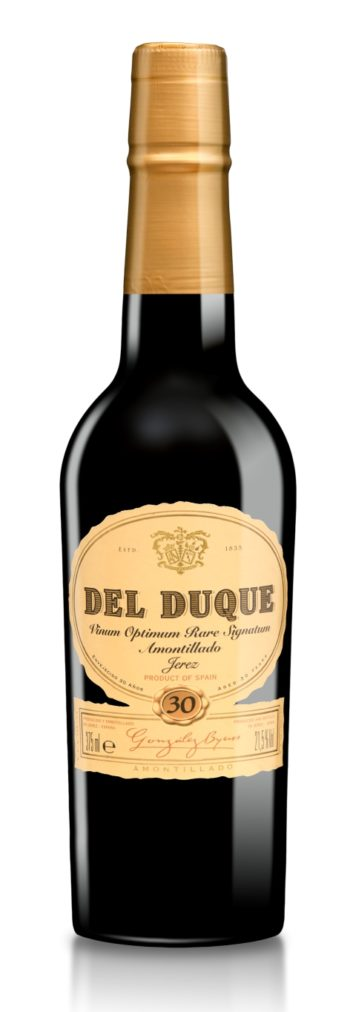 Gonzalez Byass Del Duque Amontillado 30Y Sherry 37.5cl
