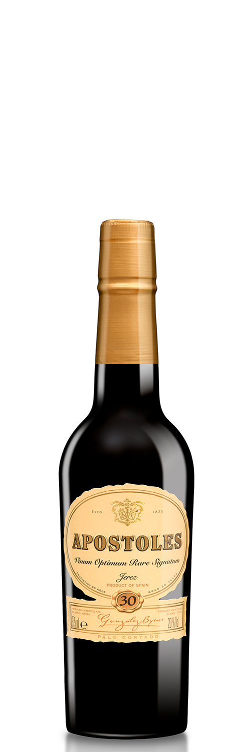Gonzalez Byass Apostoles Medium 30Y Sherry 37.5cl