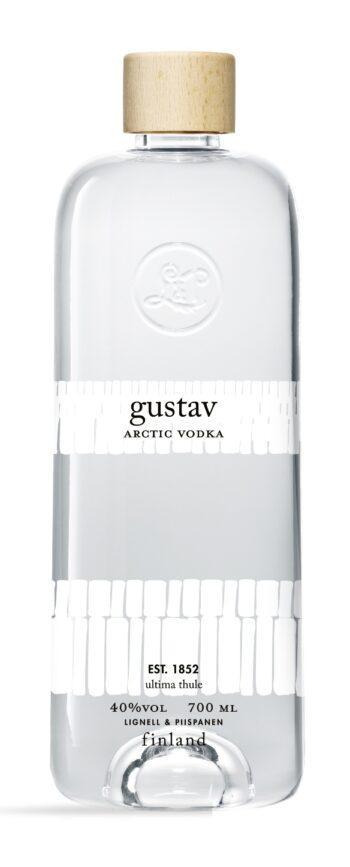 Gustav Arctic Vodka 70cl