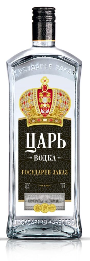 Tsar Vodka 100cl