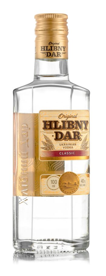 Hlibny Dar Classic Vodka 10cl