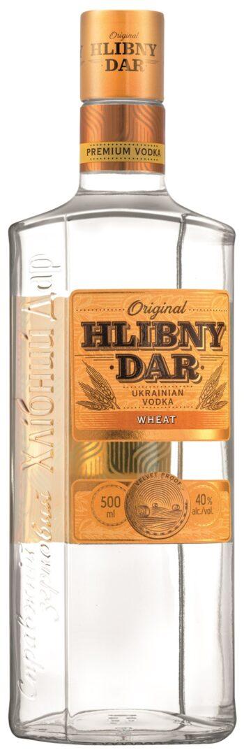 Hlibny Dar Wheat Vodka 50cl