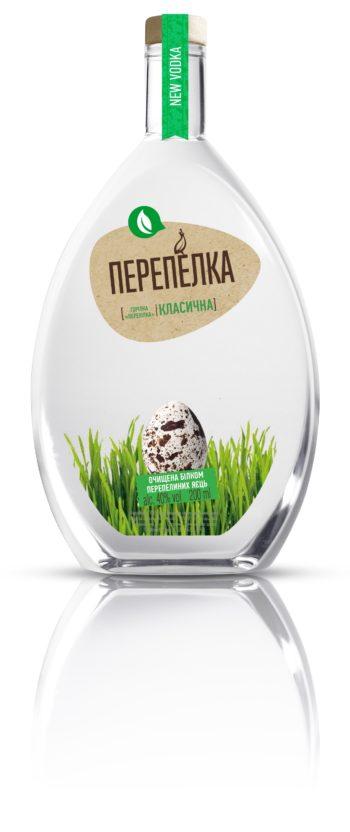 Perepelka Classic Vodka 20cl