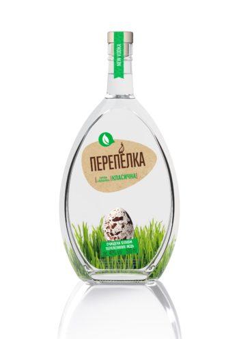 Perepelka Classic Vodka 50cl
