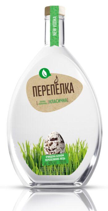 Perepelka Classic Vodka 70cl