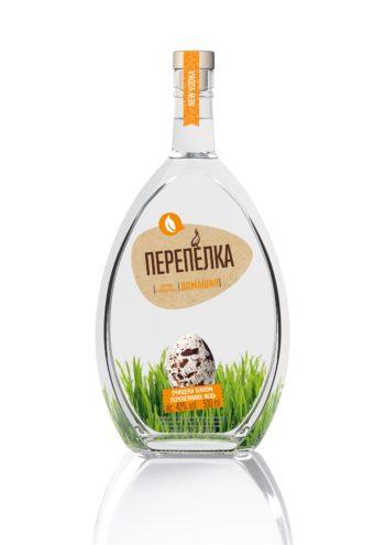 Perepelka Domashnyaya Vodka 50cl