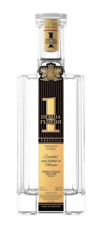 First Guild Prestige Vodka 70cl