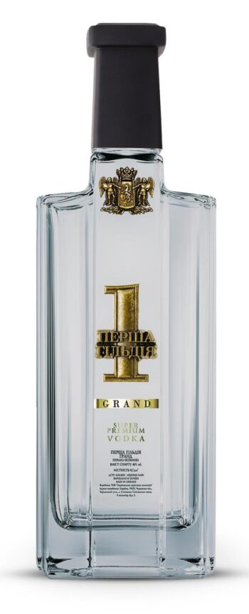 First Guild Grand Vodka 70cl