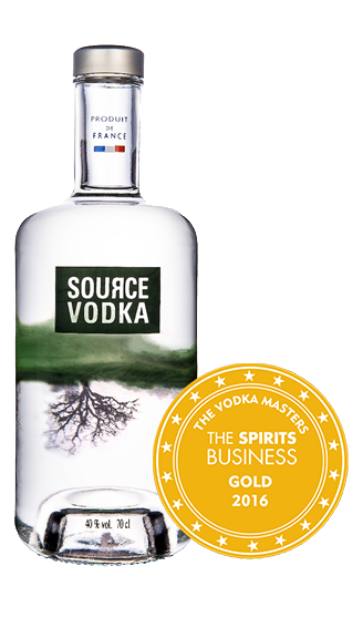 Source Vodka 70cl