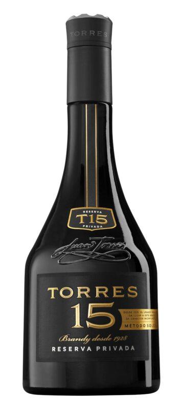 Torres 15 Brandy 70cl giftbox