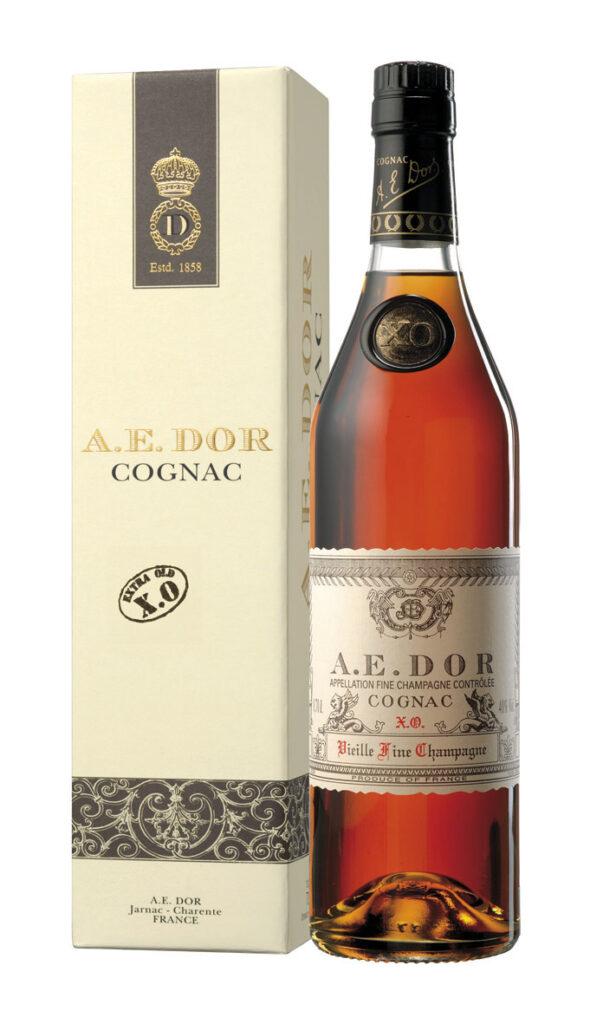 A.E. Dor XO 70cl giftbox