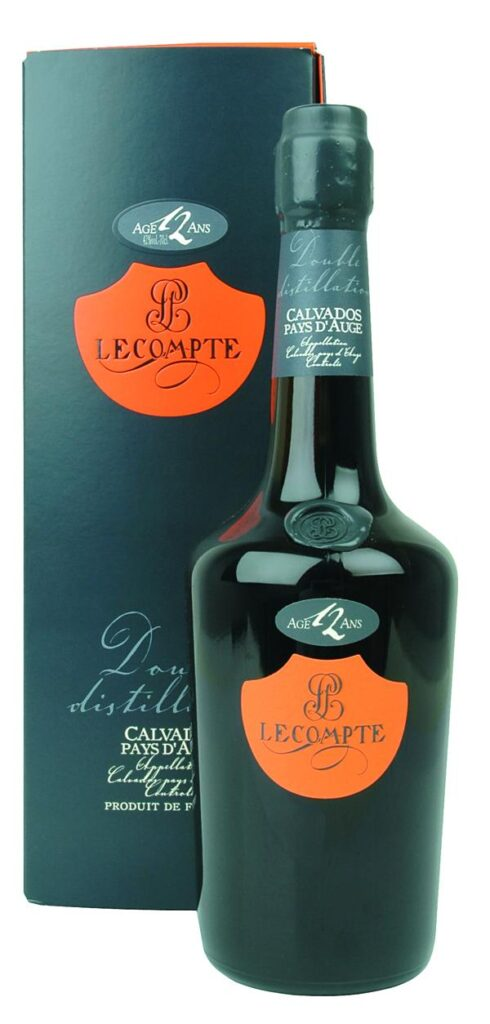 Lecompte Calvados 12 Years 70cl