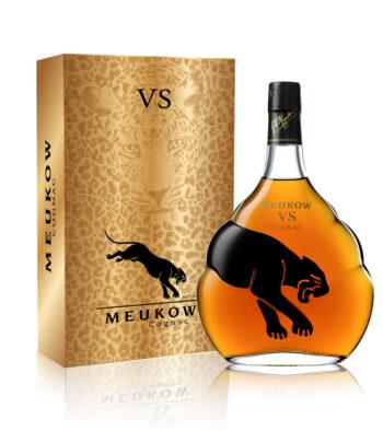 Meukow Cognac VS 70cl giftbox
