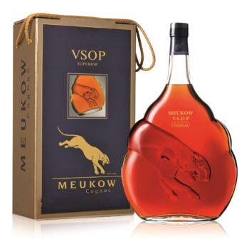 Meukow Cognac VSOP 300cl giftbox