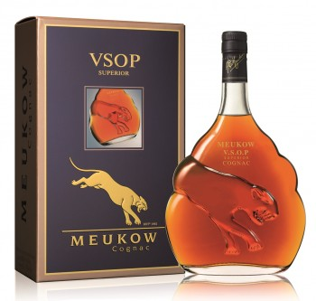 Meukow Cognac VSOP 50cl giftbox