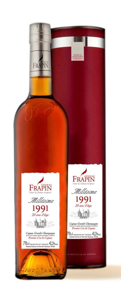 Frapin Vintage 1991 Grande Champagne 70cl