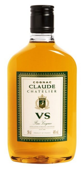 Claude Chatelier Cognac VS 50cl PET