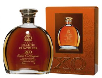 Claude Chatelier Extra Old Cognac XO 50cl giftbox