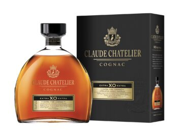 Claude Chatelier Extra Old Cognac XO 70cl giftbox