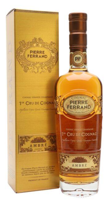 Pierre Ferrand 1er Cru Cognac Ambre 70cl giftbox