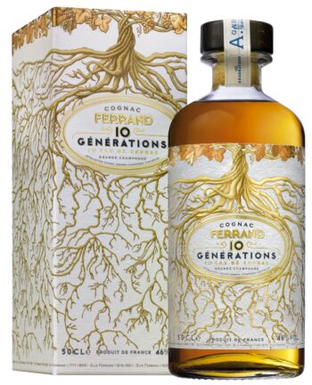 Pierre Ferrand Cognac 10th Generation 50cl giftbox