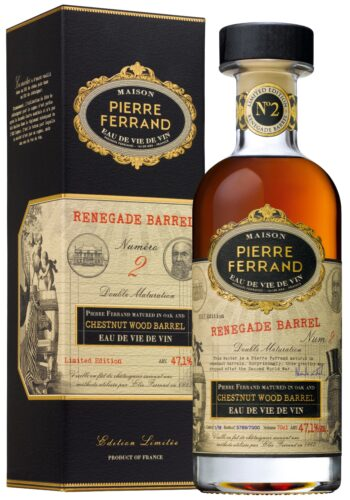 Pierre Ferrand Renegade Barrel No2 70cl giftbox