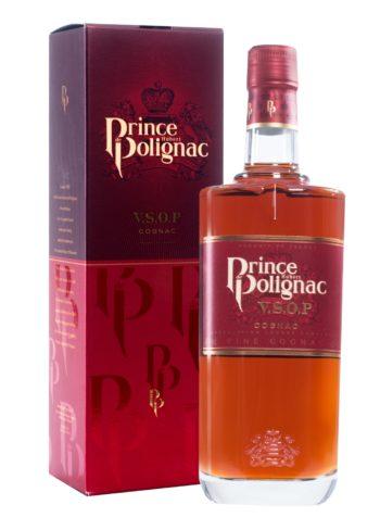 Prince Hubert De Polignac VSOP 100cl giftbox