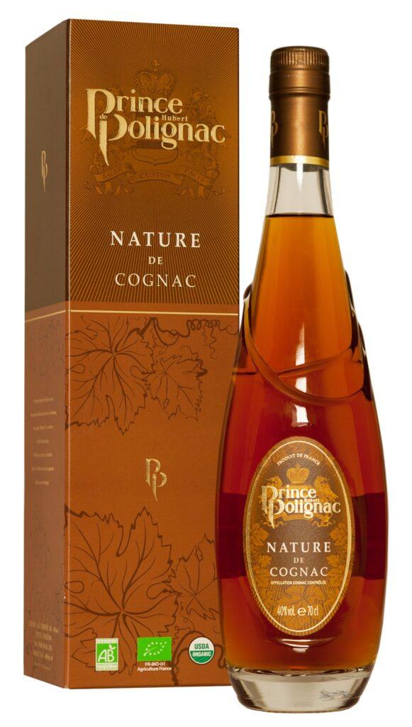 Prince Hubert De Polignac Nature VSOP 70cl giftbox