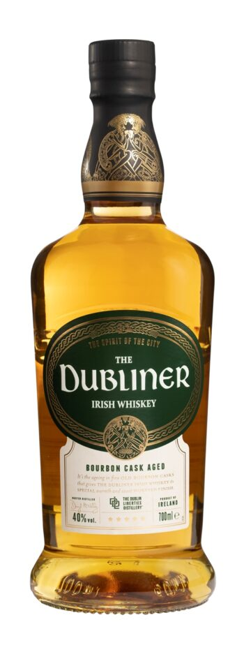 The Dubliner Irish Whiskey 70cl