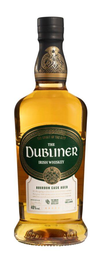 The Dubliner Irish Whiskey 100cl