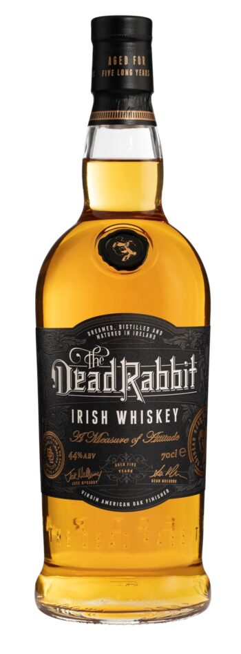 The Dead Rabbit Irish Whiskey 70cl