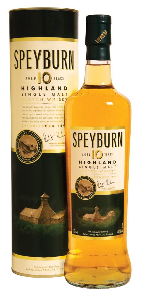 Speyburn 10 YO Single Malt 70cl