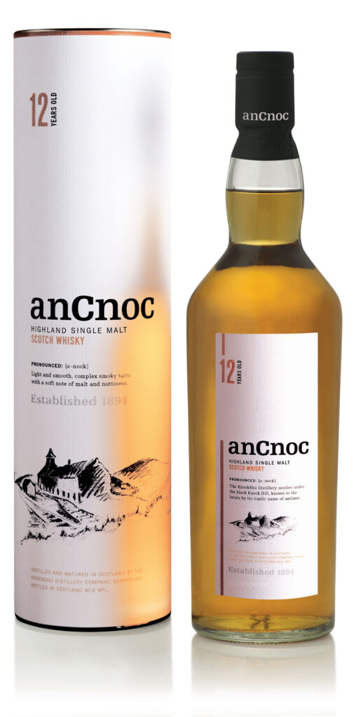 anCnoc Highland Single Malt 12 YO 70cl