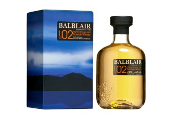 Balblair 12YO Highland Single Malt Whisky 70cl giftbox