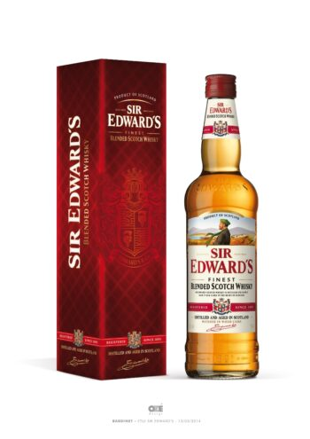 Sir Edward's Scotch Whisky 70cl