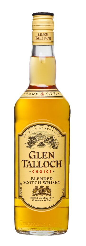 Glen Talloch Rare & Old Scotch Whisky 70cl