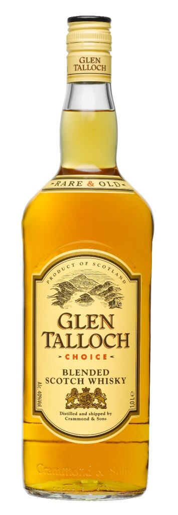 Glen Talloch Rare & Old Scotch Whisky 100cl