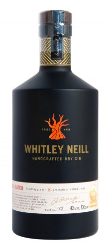 Whitley Neill Dry Gin 100cl