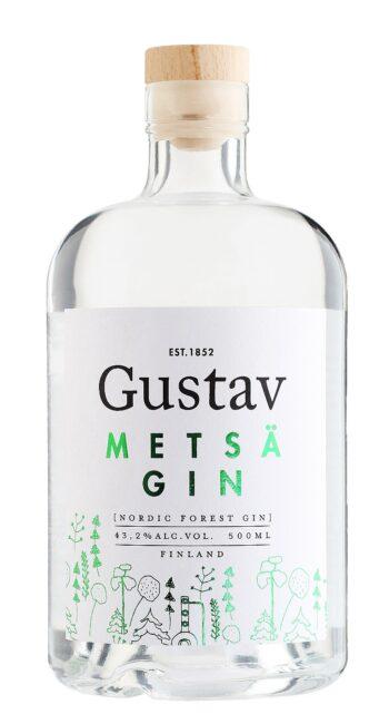 Gustav Metsä Gin 50cl
