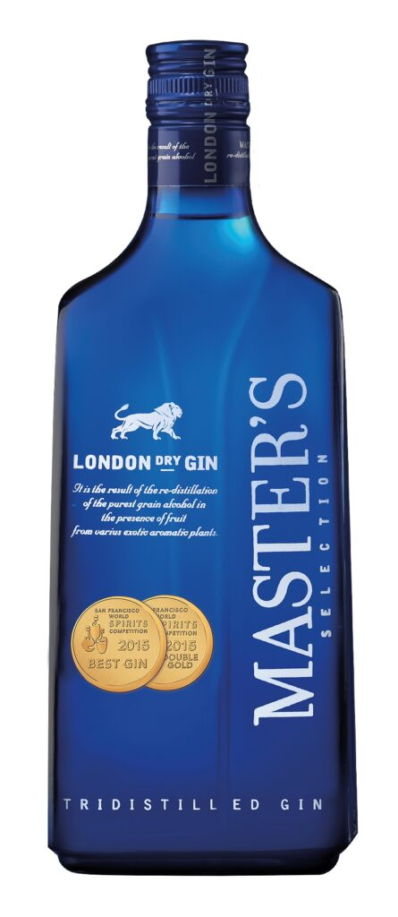 Master's Dry Gin 70cl