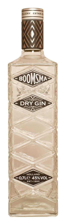 Boomsma Dry Gin 70cl