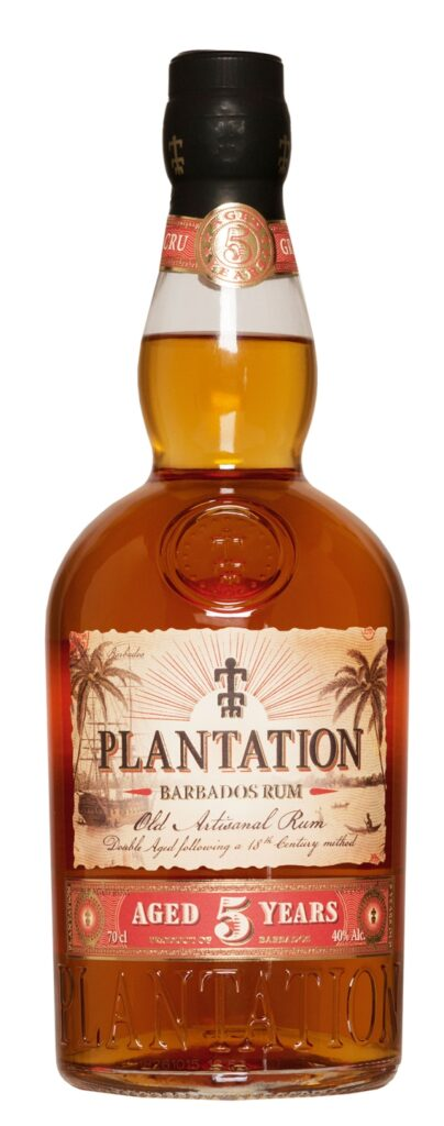 Plantation Barbados 5 Years Rum Grand Cru 70cl