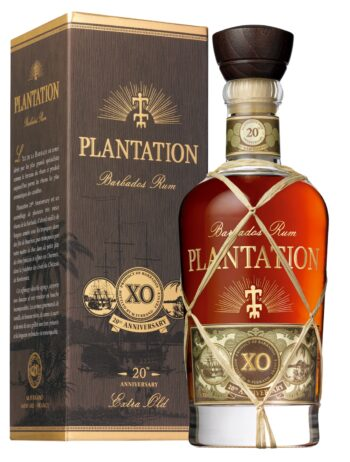 Plantation Barbados Extra Old Rum 70cl giftbox