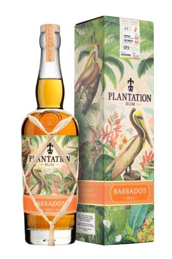 Plantation Barbados 2011 Vintage Rum 70cl giftbox