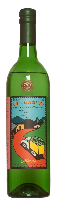 Del Maguey Minero Single Village Mezcal  70cl