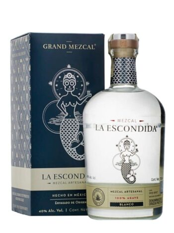 La Escondida Mezcal 70cl giftbox